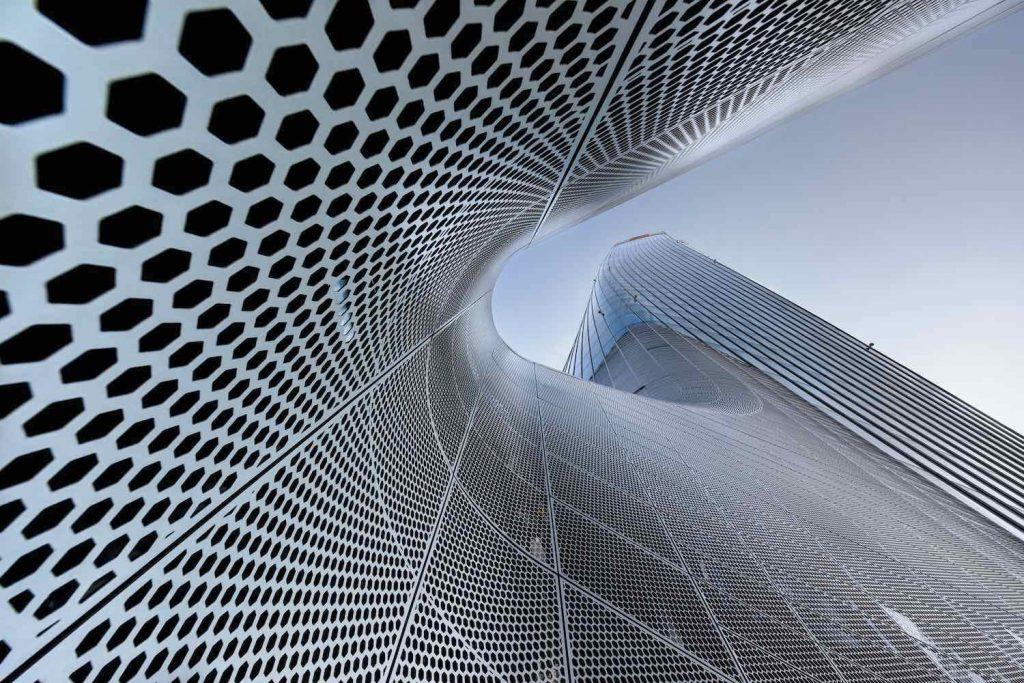 Generali Tower by Zaha Hadid Architects - Photo by Marco Tagliarino