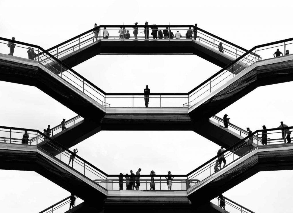 The Vessel by Thomas Heatherwick, New York - Photo by Joan Munoz Arango
