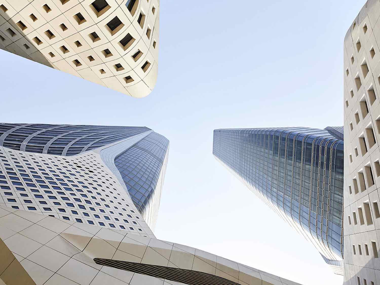 Zaha Hadid Architects' Nanjing International Youth Cultural Centre - Photo courtesy of ZHA.