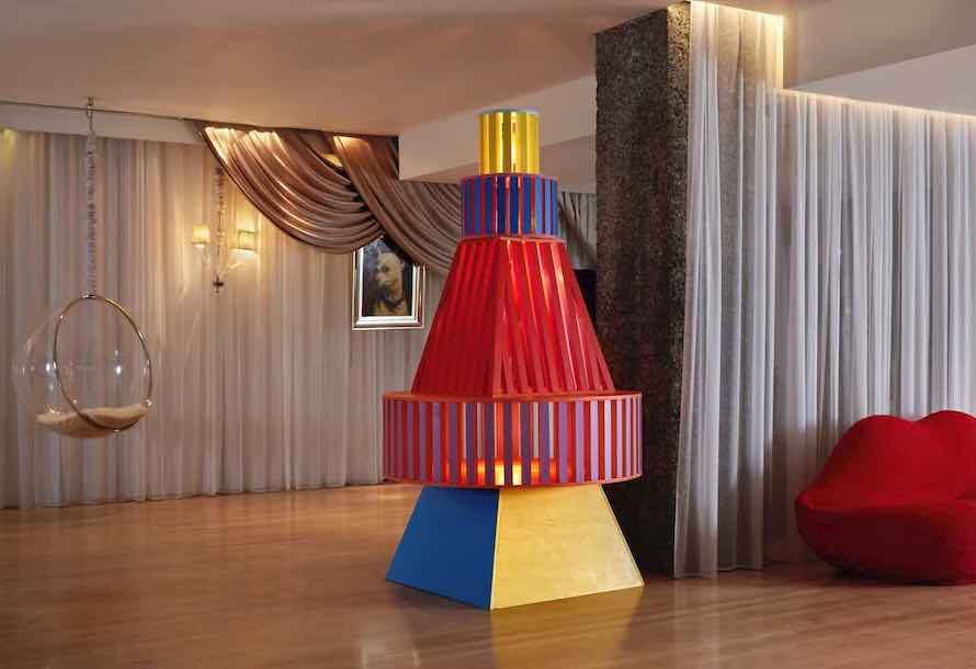 Yinka Ilori's Chrstimas Tree