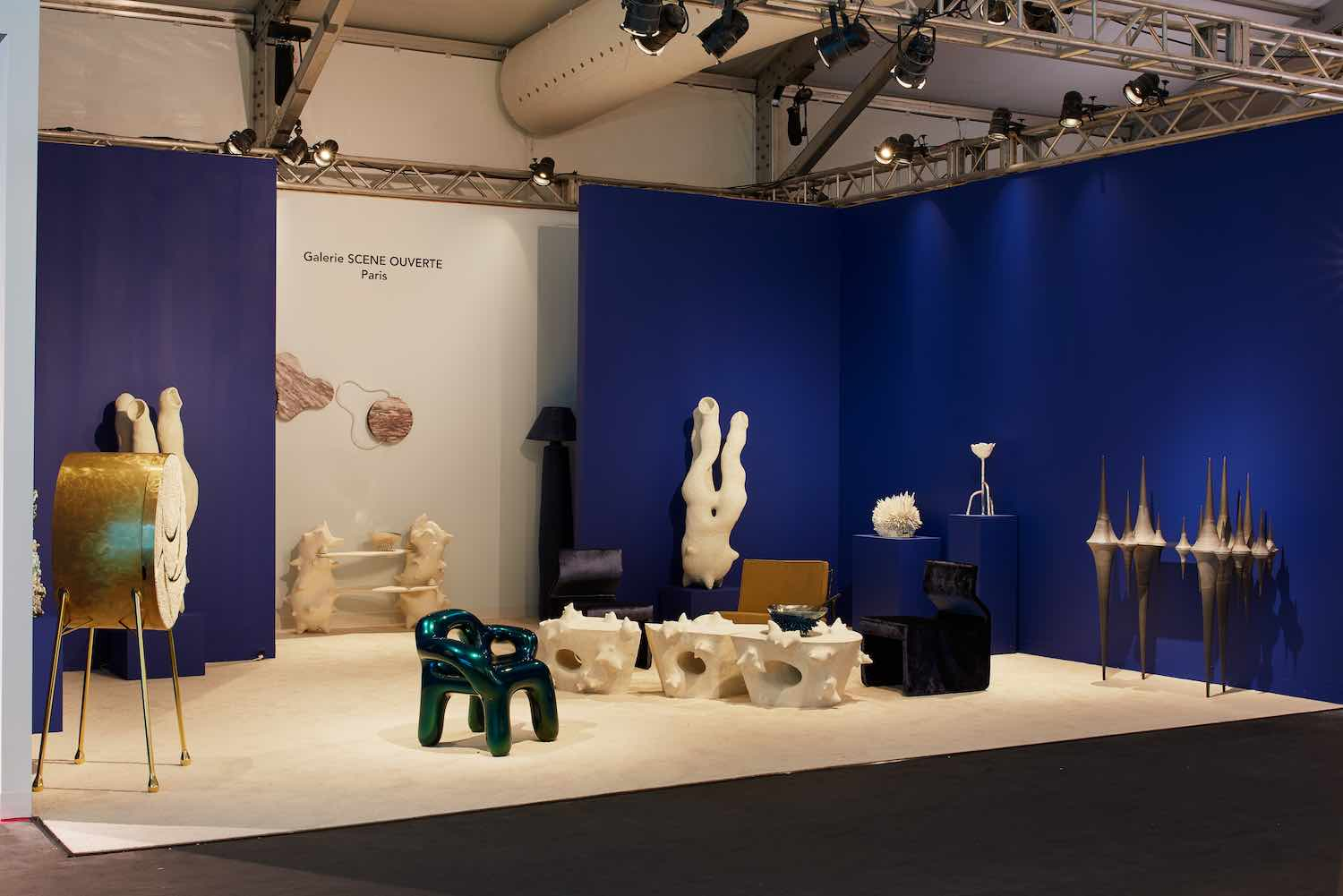 Galerie SCENE OUVERTE @ DesignMiami - Photo by James Harris