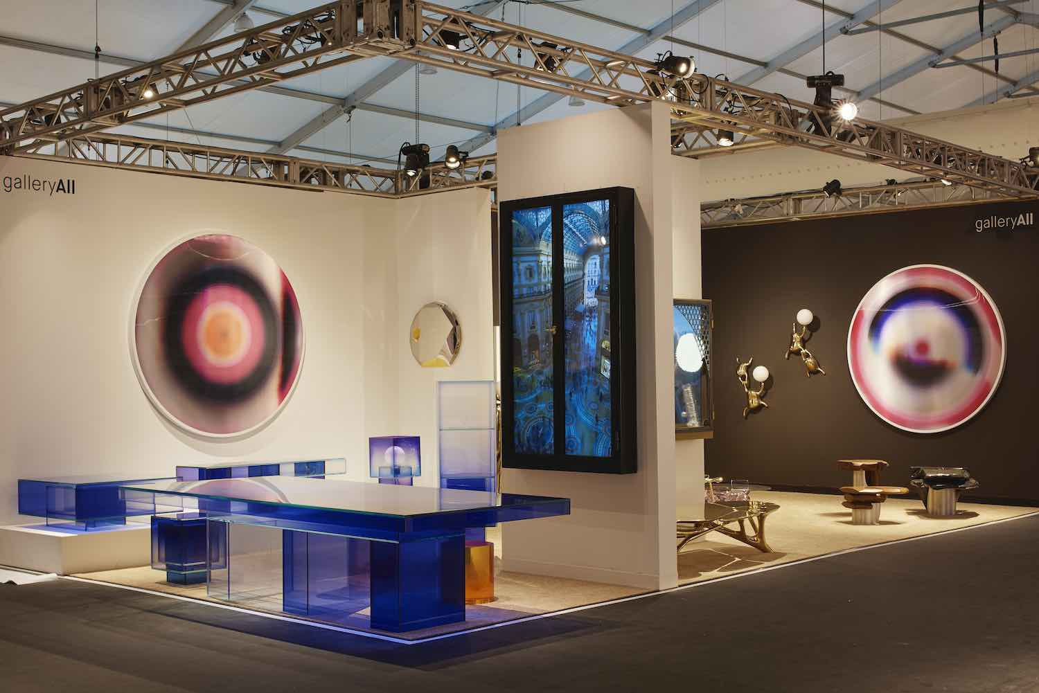 Gallery ALL @ DesignMiami - Photo by James Harris