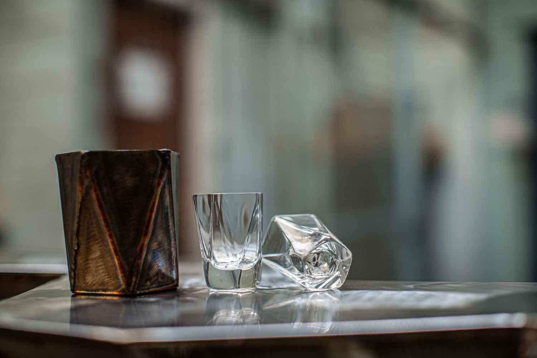 Margarita cups and glasses by Julian Mayor x Maestro DOBEL Tequila - Courtesy of Maestro DOBEL Tequila