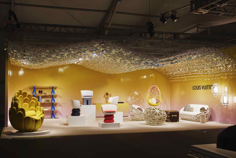 OBJETS NOMADES, Louis Vuitton @ DesignMiami - Photo by James Harris.