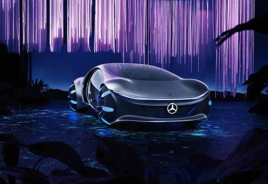 Future mobility @ CES 2020