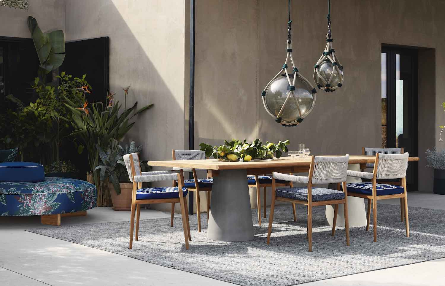 Cassina Perspective Goes Outdoor - SAIL OUT by Rodolfo Dordoni - Photo by De Pasquale+Maffini.