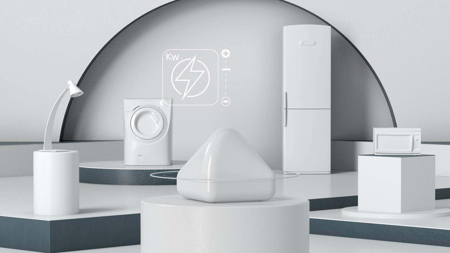 DiCE smart Home Hub - Image by of DiCEworld.