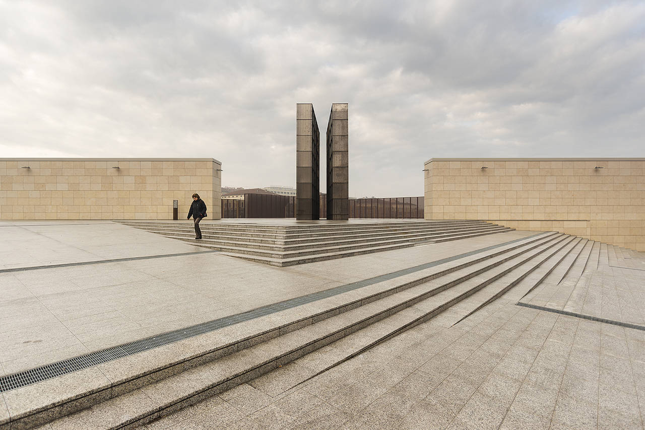 Bologna Shoah Memorial by SET Architects - Photo by Simone Bossi.