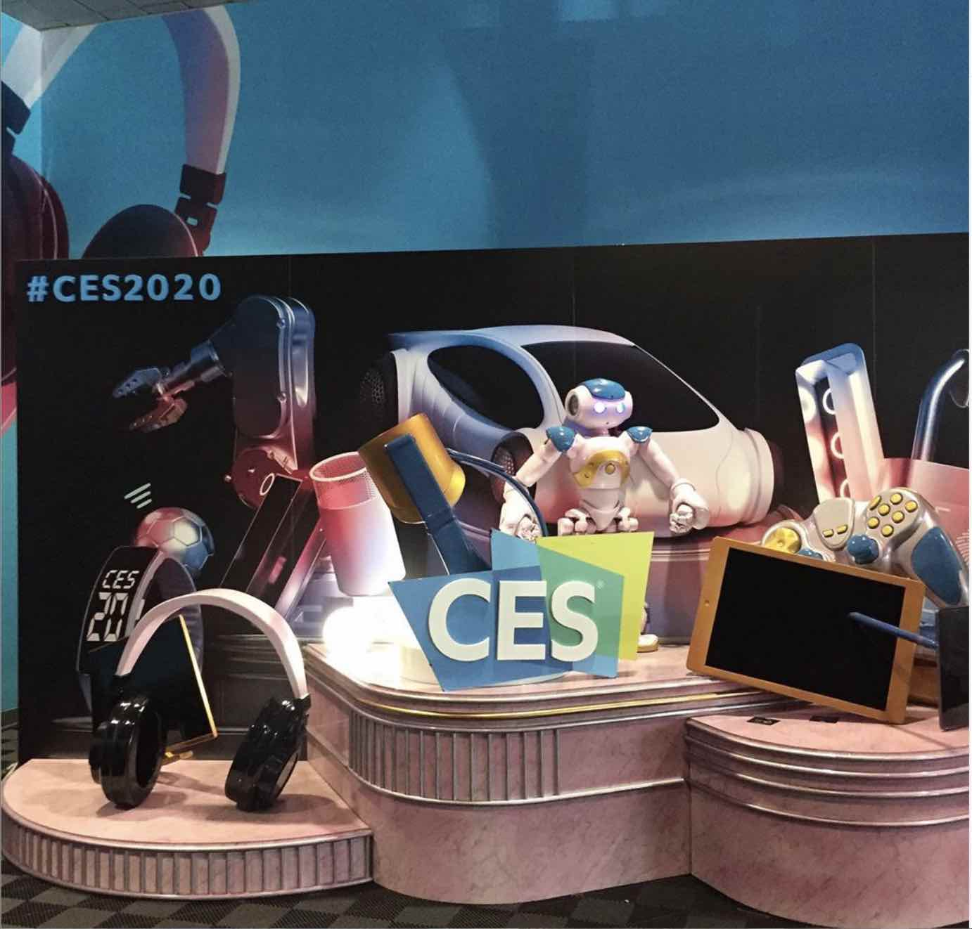 CES2020 on Pinterest - Photo via IG by @ces.