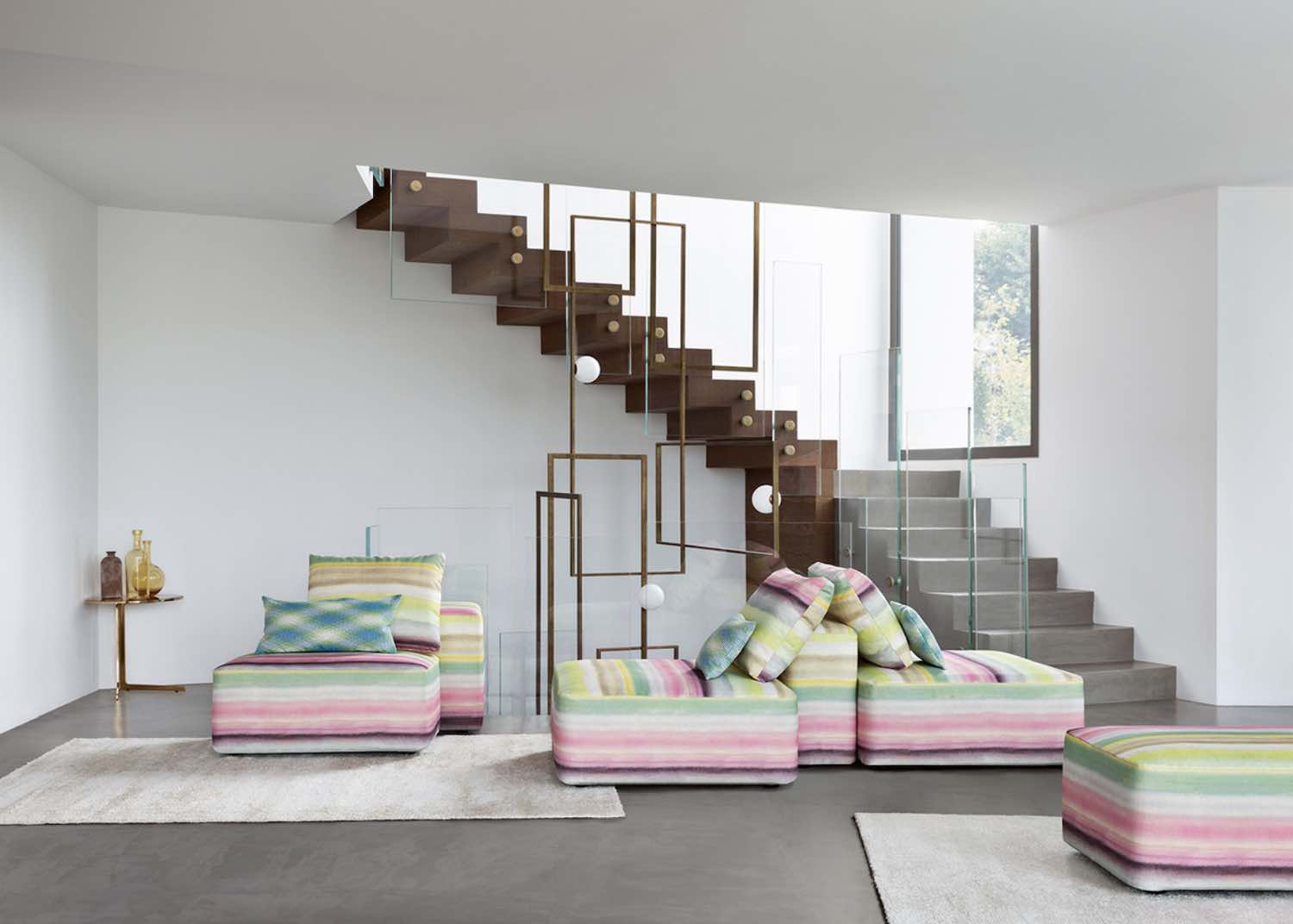 Missoni Home 2020 Collection - Courtesy of Paris Deco Off.