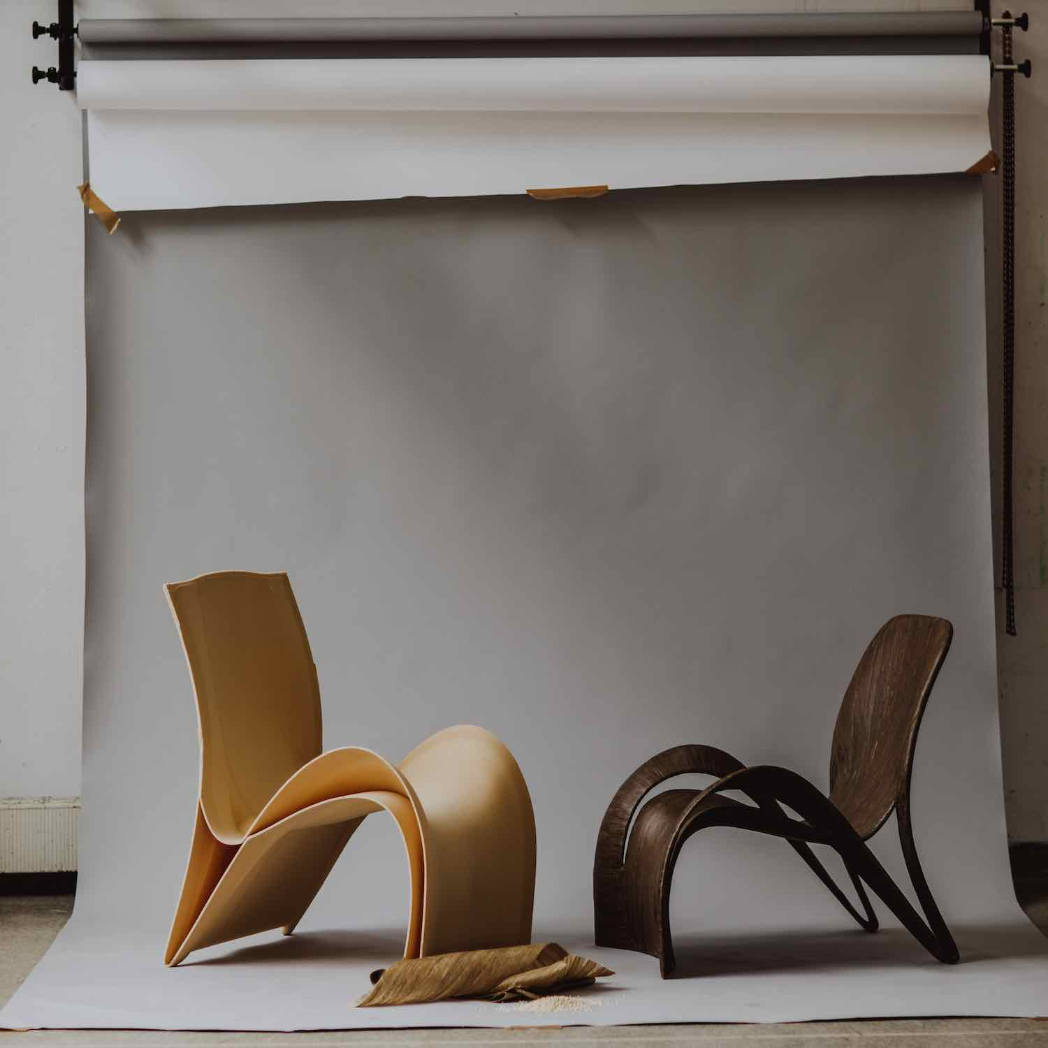 Chairs by Fleen Design - Photo by Natalie Greppi.