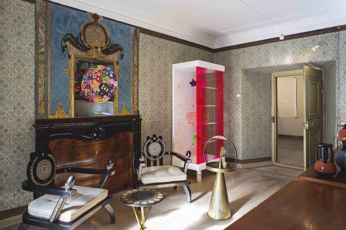 Luisa delle Piane exhibition @ SaintMoritz2020 - Photo: courtesy of NOMAD.