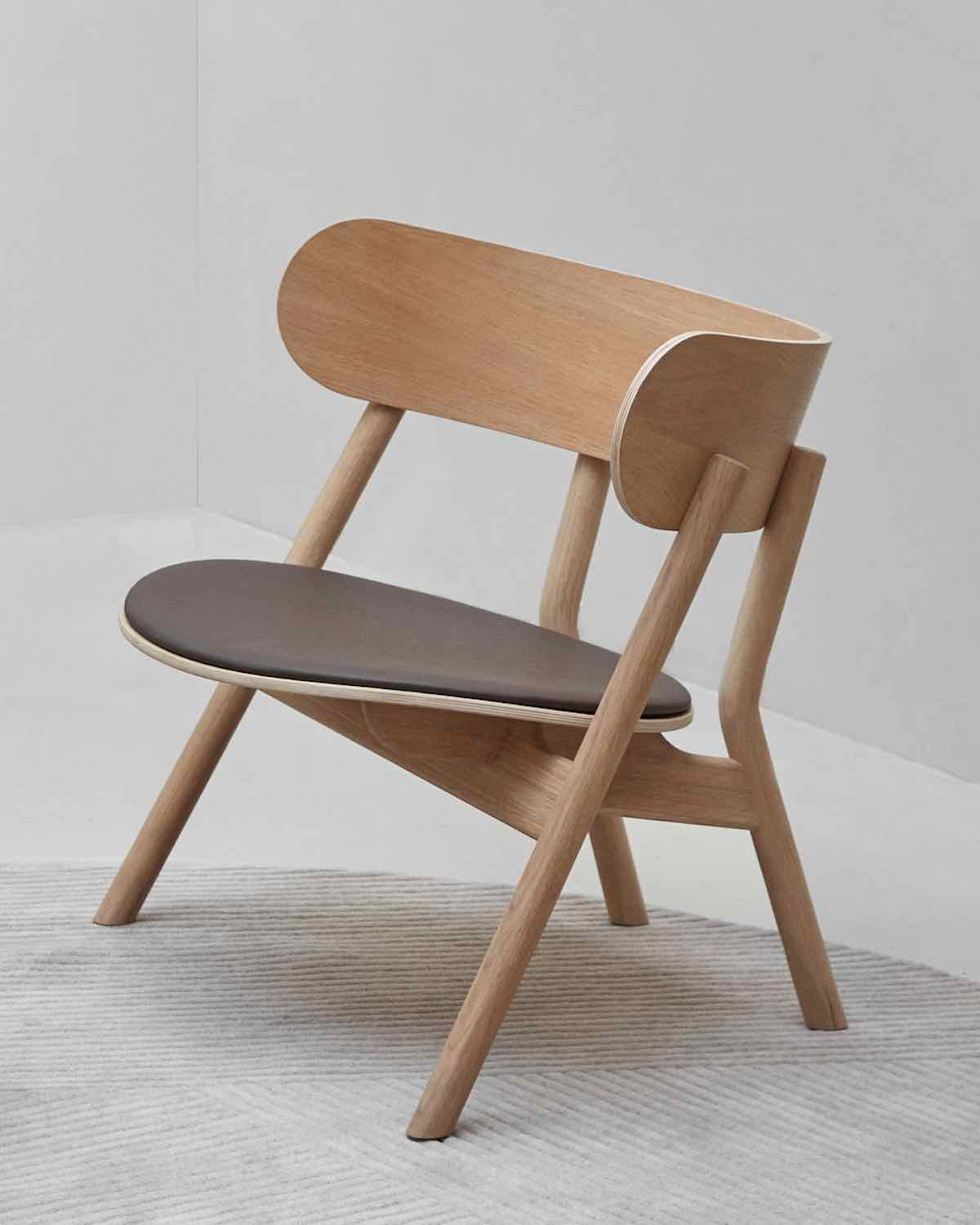 OAKI chair by Northern - Photo by Chris Tonnesen