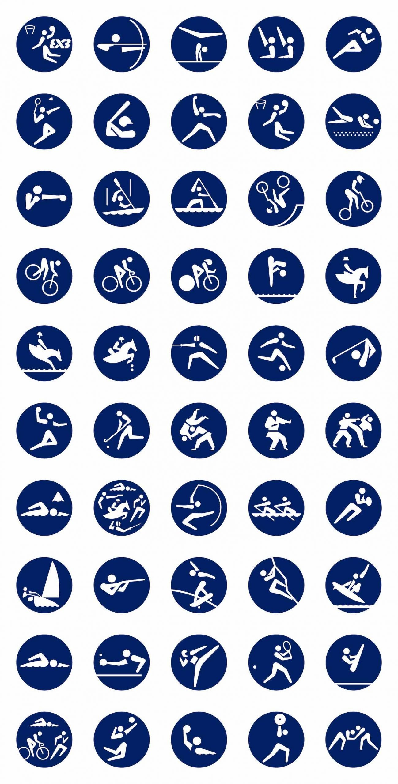 Tokyo Olympics' design