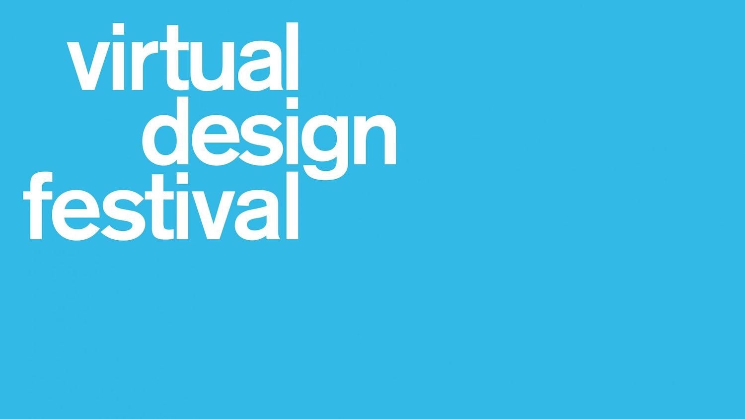 Dezeen's Virtual Design Festival