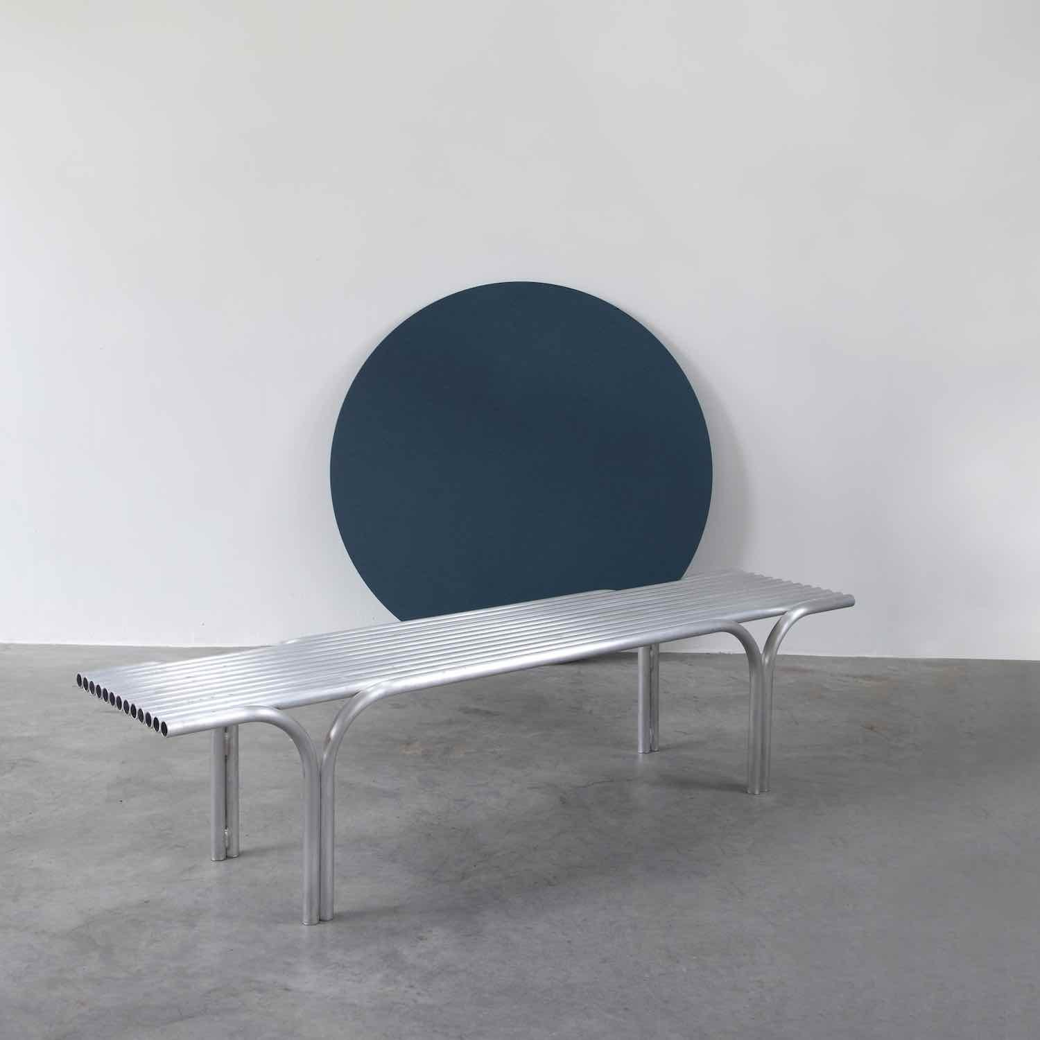 ALLTUBES tubular furniture by Muller Van Severen - Courtesy of Valerie Traan gallery.
