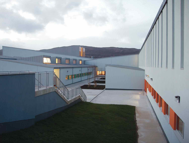 Loreto Community School by Grafton Architects - Photo: courtesy of Ros Kavanagh.