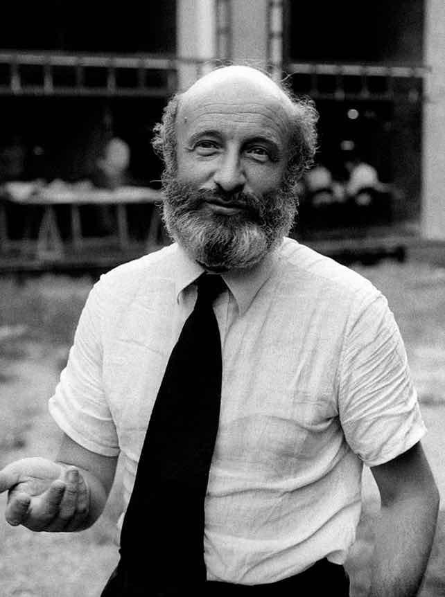 Farewell Vittorio Gregotti