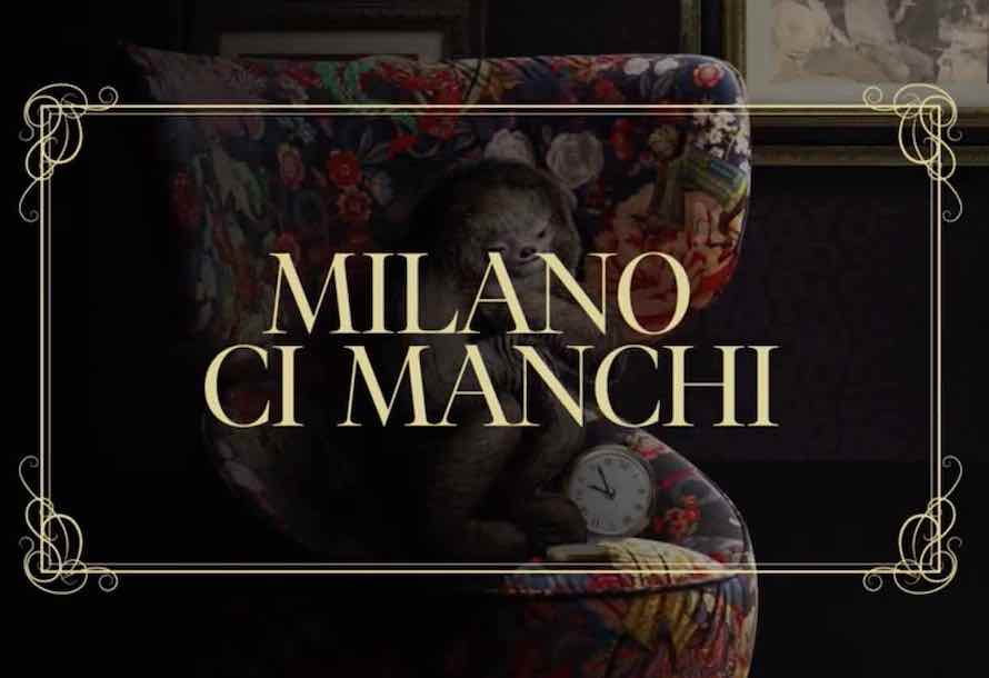 Moooi's tribute to Milan