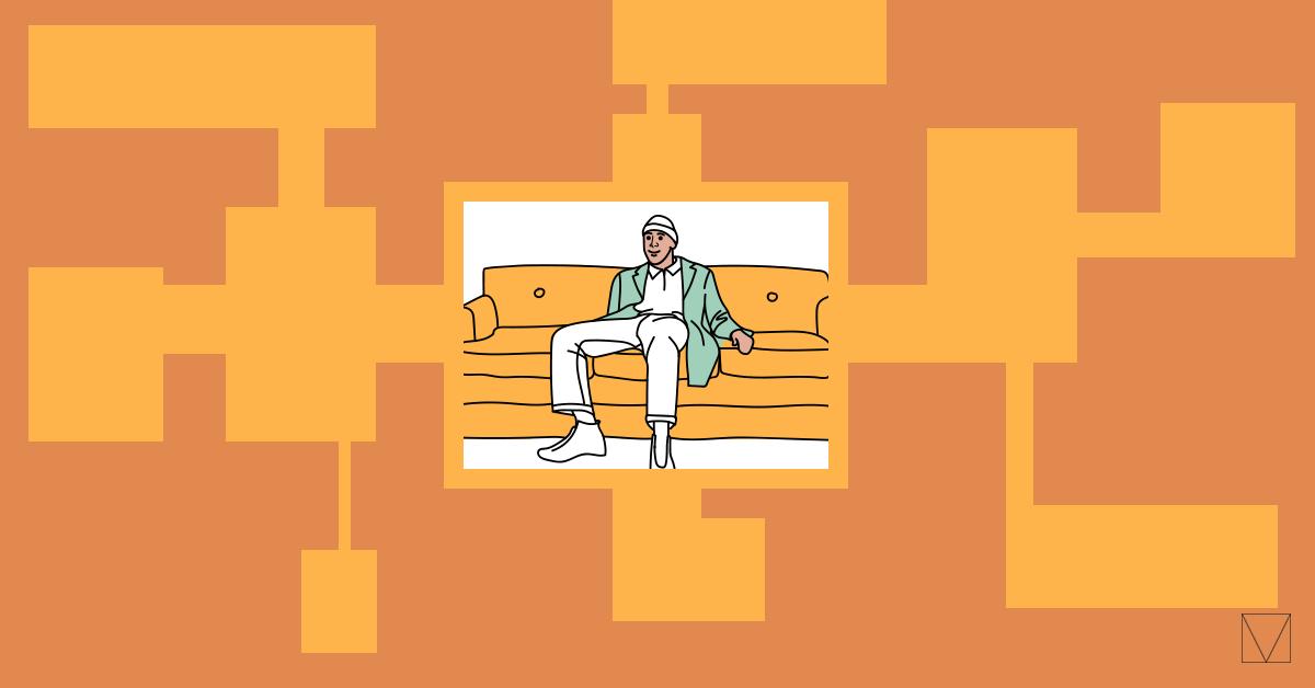 Life after COVID-19 according to Sergey Makhno - Illustration by Nikita Uvarov, courtesy of Sergey Makhno Architects