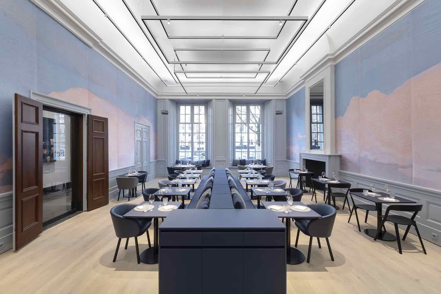 Felix Mertis by i29, restaurant - Photo by Ewout Huibers, courtesy of i29