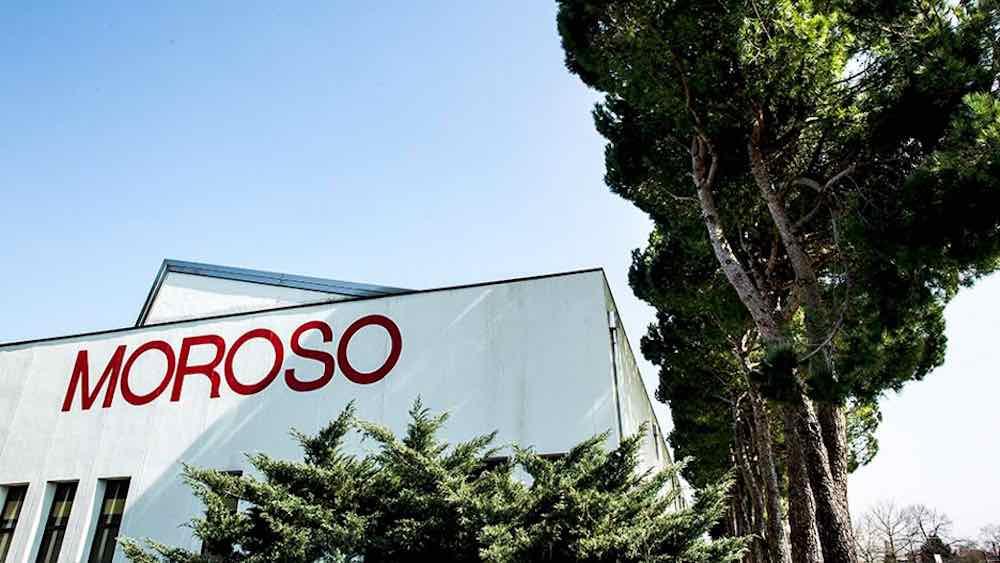 Moroso Factory - Photo by Moroso.