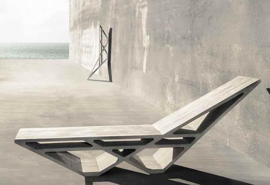 Morphed Beton Brut Design