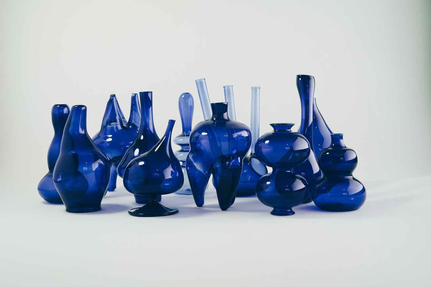 HERE AND THERE - A PALESTINIAN COLLECTION. Vessels by Hollow Forms - Photo by Mothanna Hussein, courtesy of F ADORNO-