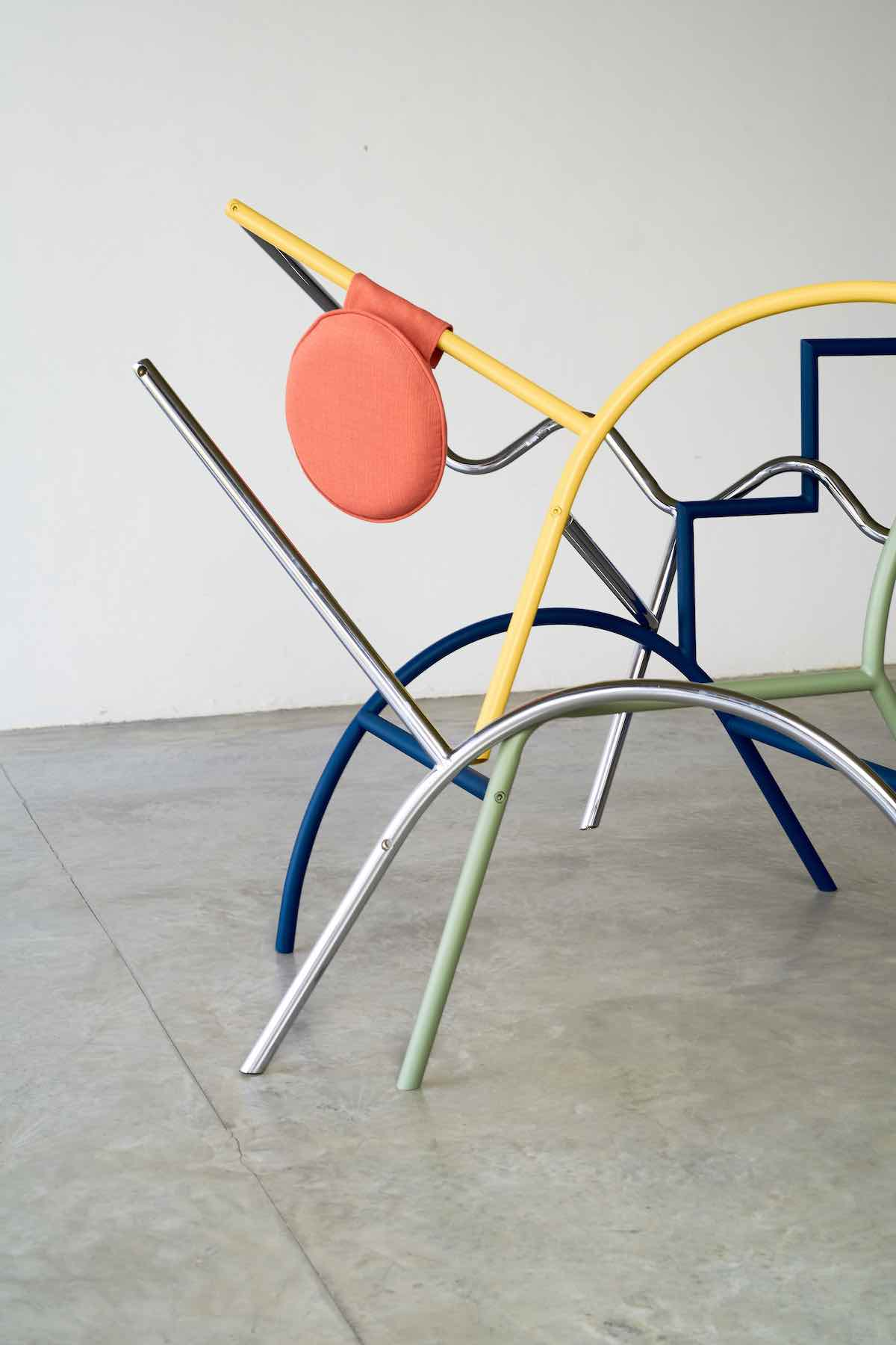 EBBA chair by KAOI and THINKK - Courtesy of KAOI.