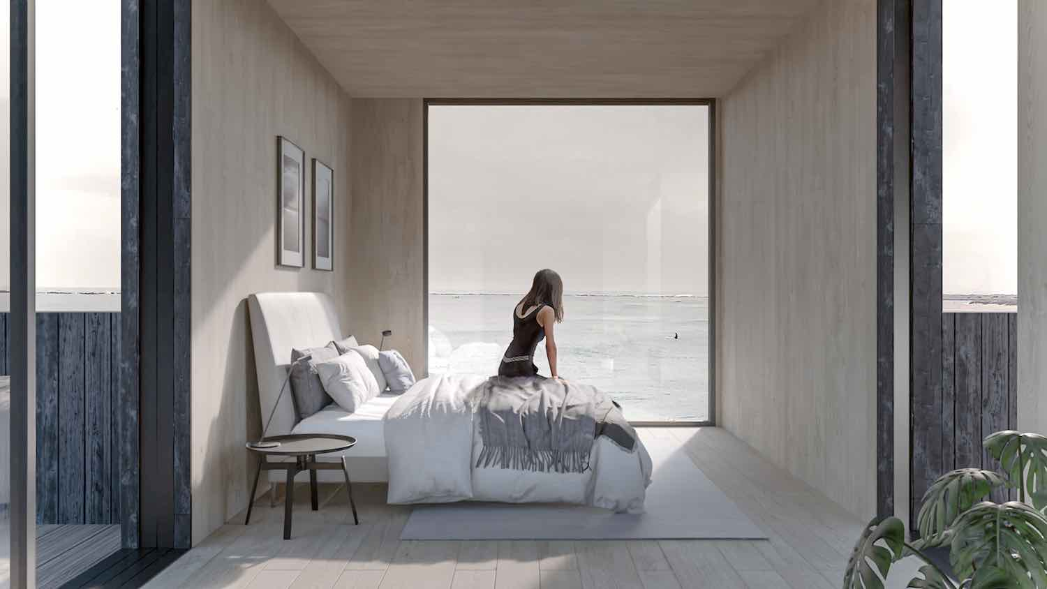 Koto LivingHomes by Plant Prefab and Koto Design. Yksi bedroom - Image by Plant Prefab