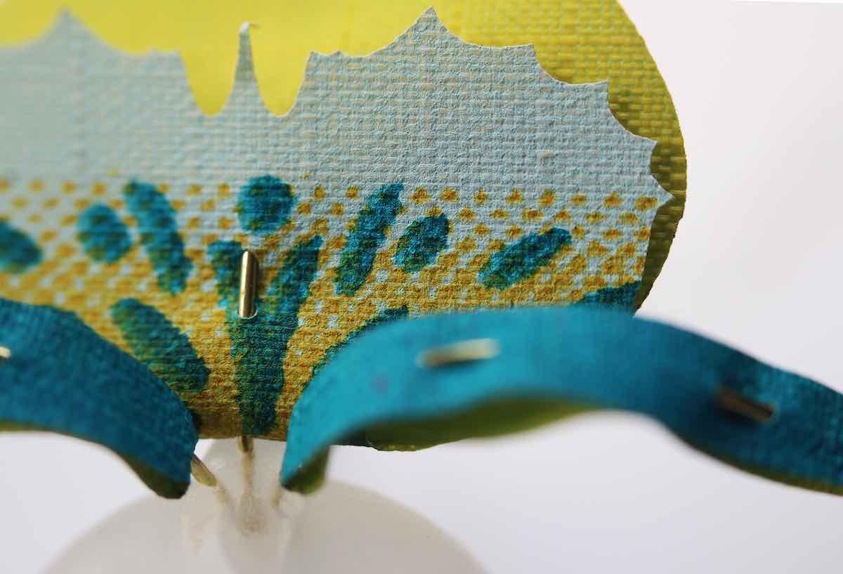 Bumblebee Flower by Atelier Boelhouwer - Courtesy of Atelier Boelhouwer.