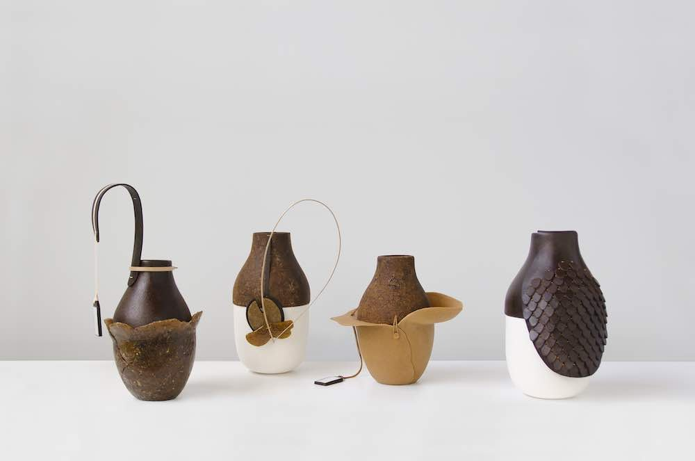 PLANT FEVER exhibition @ CID Grand Hornu. BOTANICA collection by Formafantasma - Photo by Daniele Misso and Marlou Rutten.
