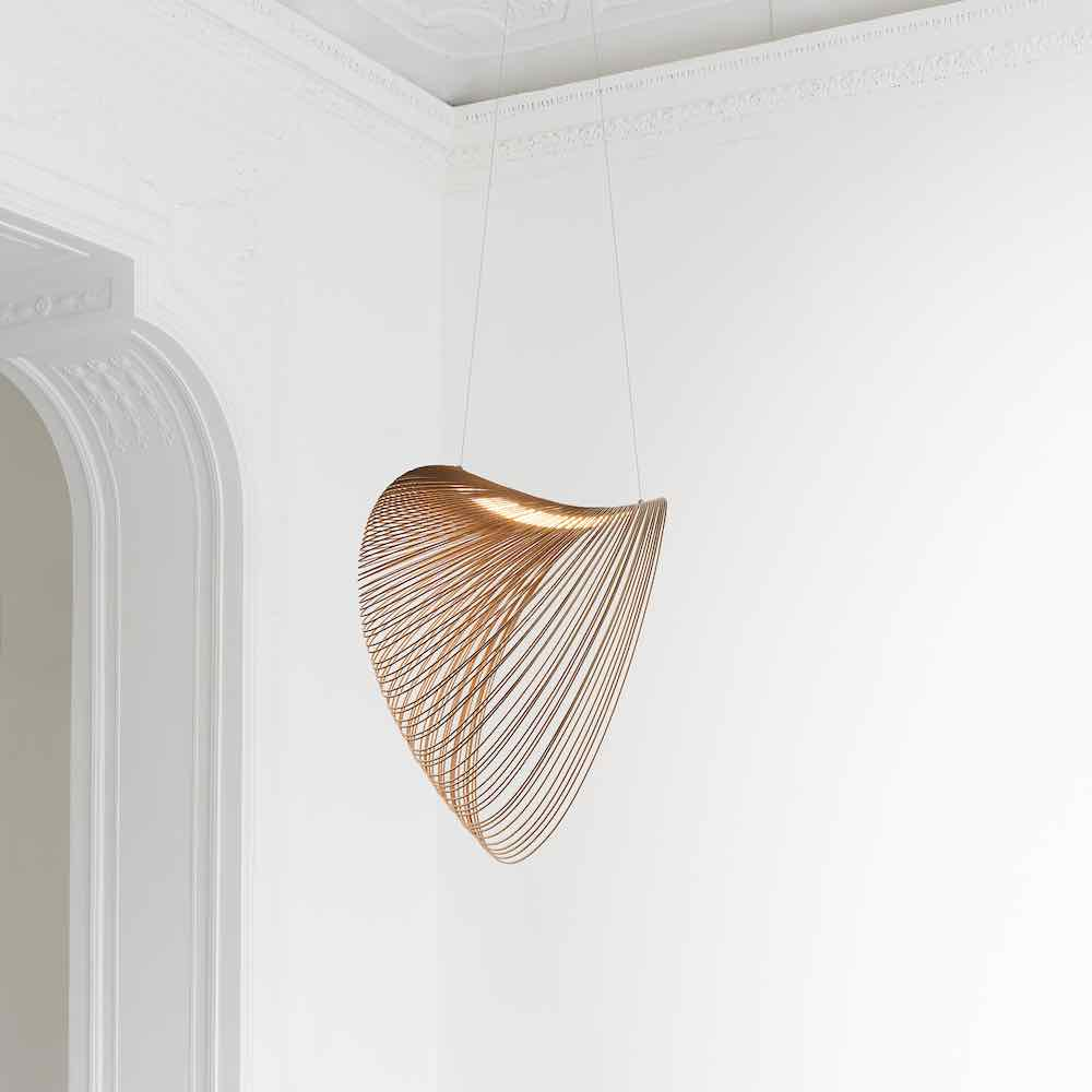 ILLAN lighting besign by Zsuzsanna Horvath for Luceplan - Courtesy of Luceplan.