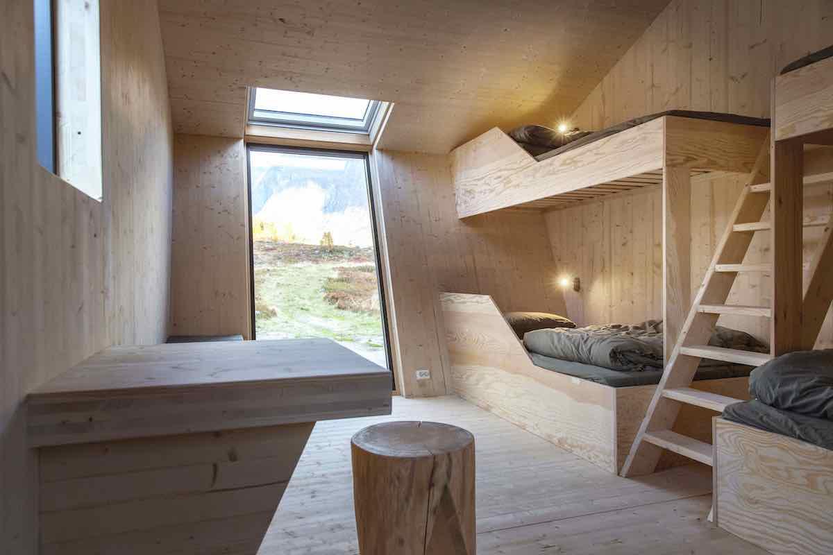 Tungestølen cabins by Snøhetta - Photo by Jan M. Lillebø.