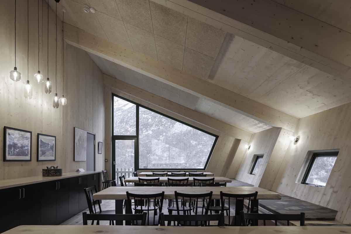 Tungestølen cabins by Snøhetta - Photo by Ketil Jacobsen.