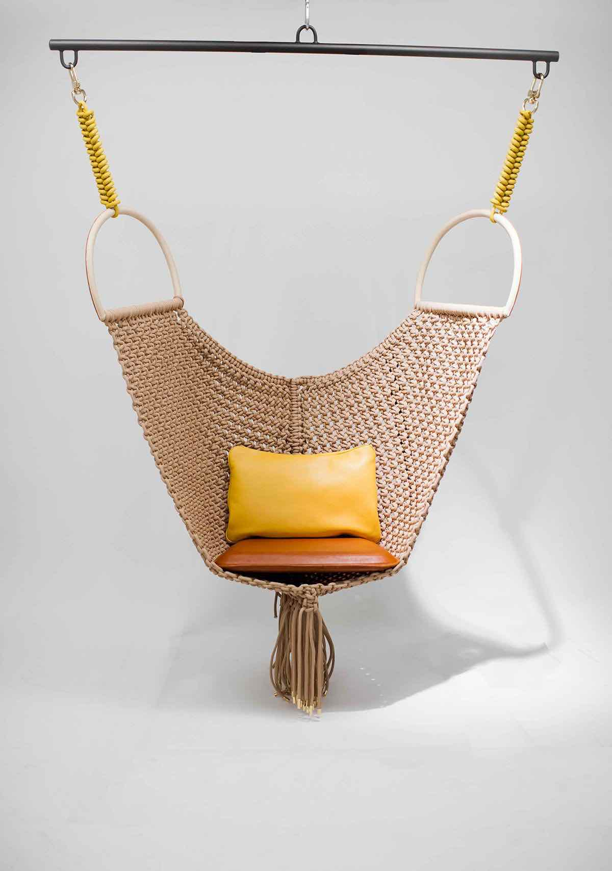 SWING Chair by Patricia Urquiola for Louis Vuitton