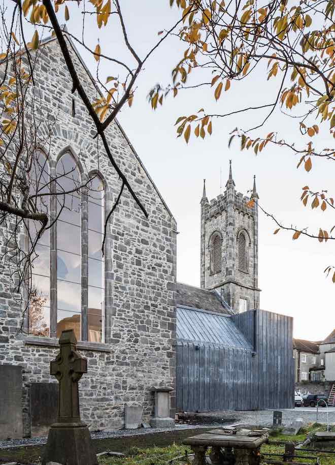 From Irish church to museum