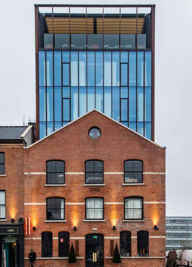 The Mayson Hotel in Dublin