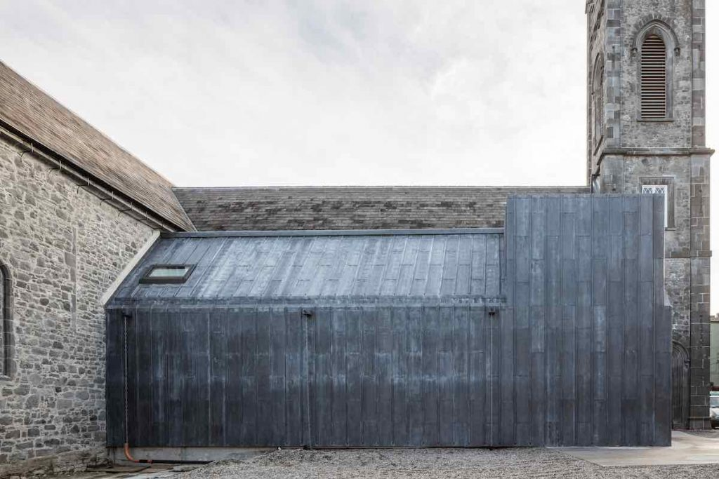 Medieval Mile Museum by McCullough Mulvin Architects in Kilkenny, Ireland - Photo by McCullough Mulvin Architects.