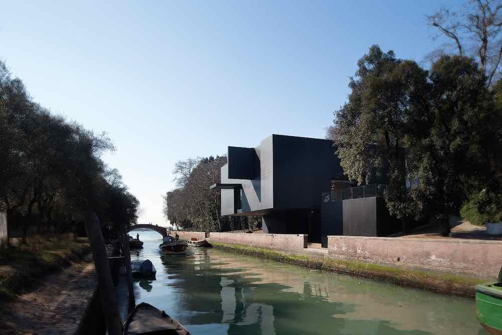 Australian Pavilion building @ La biennale di Venezia by Denton Corker Marshall - Photo by John Gollings.