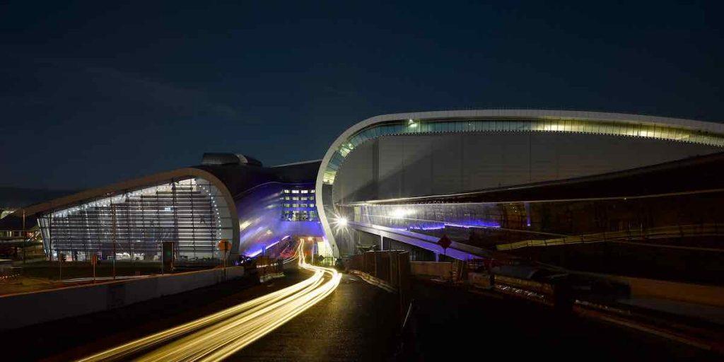 Dublin Airport T2 by Pascall Watson - Photo by Pascall Watson.