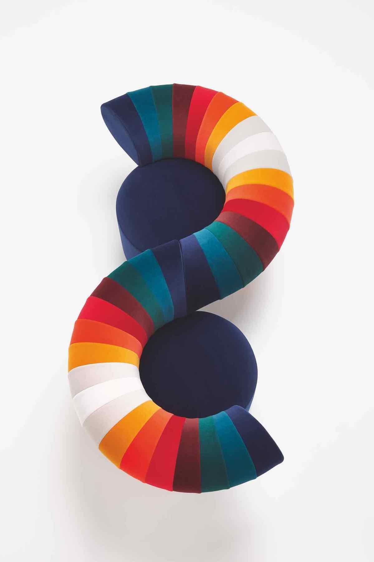 Knit Project: Adam Goodrum's Conversation Series - Photo by Luke Evans.