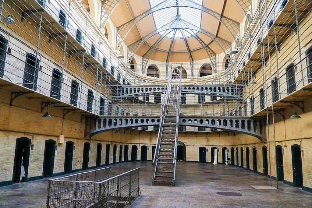 Kilmainham Gaol.