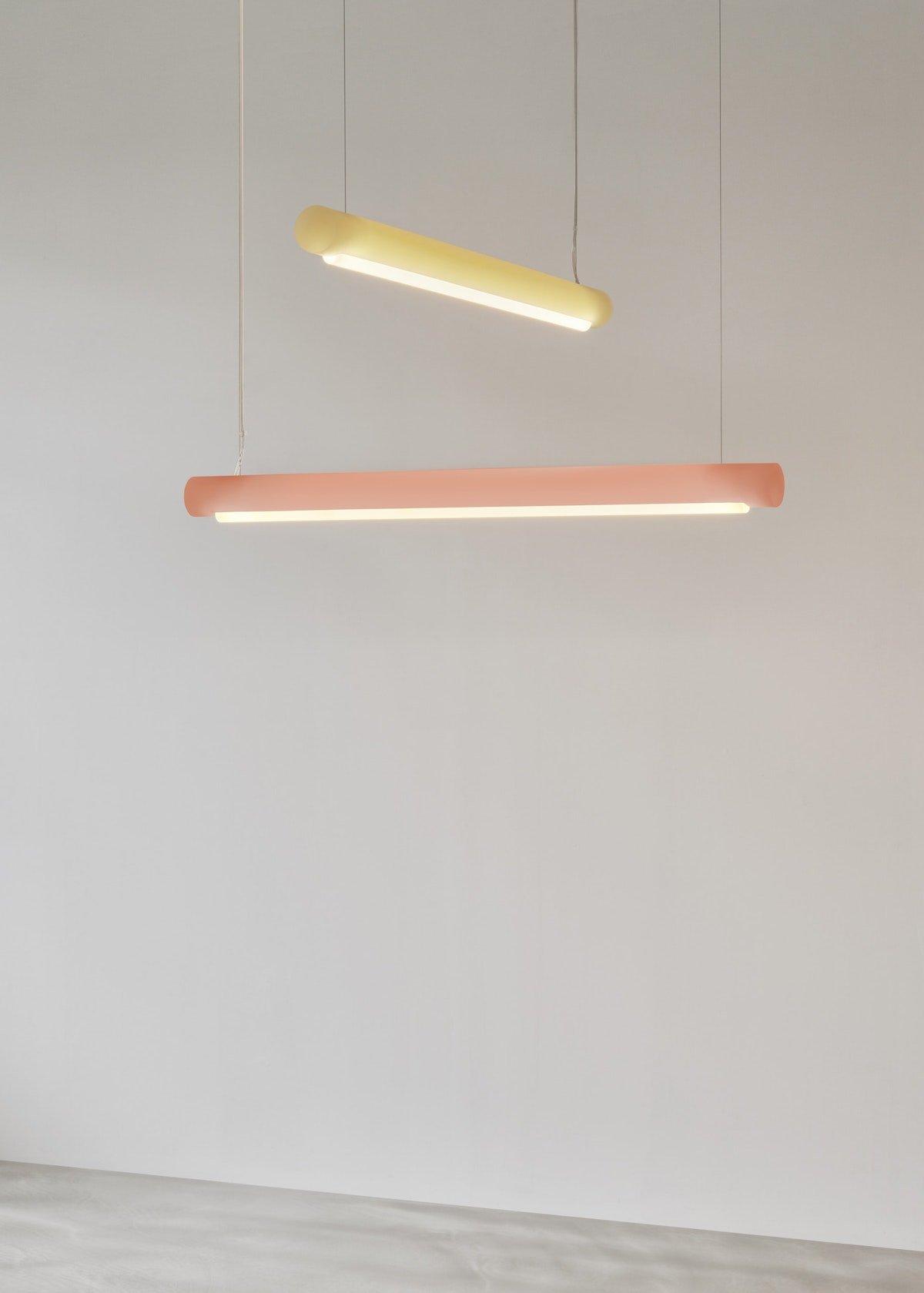 AURA LIGHTS by Sabine Marcelis for Established & Sons - ©PimTop-Studio, courtesy of Established & Sons.