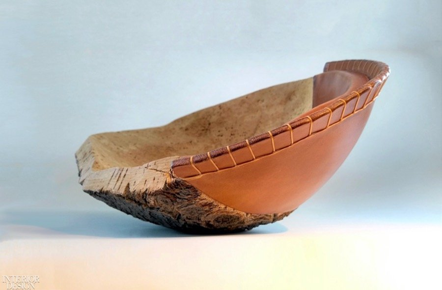 CORE vessel by Jessie White - Courtesy of MINT Gallery.