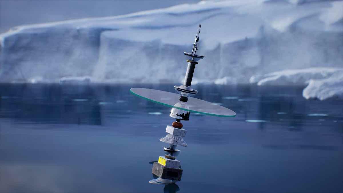 Iceland virtual exhibition by ADORNO gallery - Image by ADORNO.
