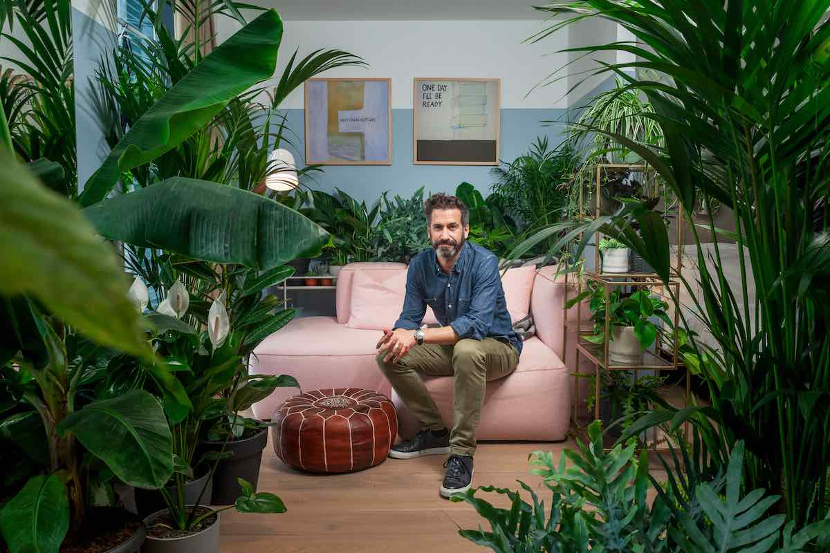 Biophilic design expert Oliver Heath will lead the 'Planted Unplugged' talks - Image: courtesy of LDF.