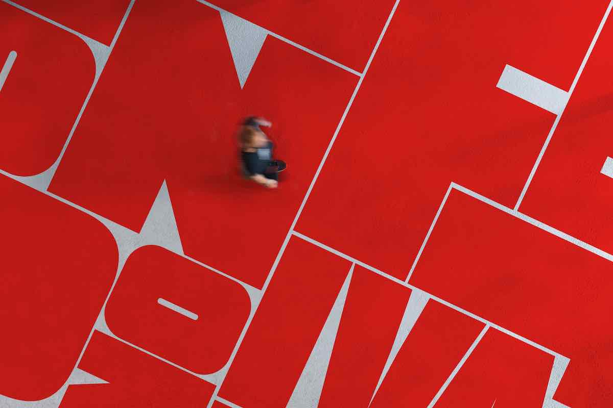 London Design Festival 2020, graphic design by Studio Pentagram - Courtest of LDF.