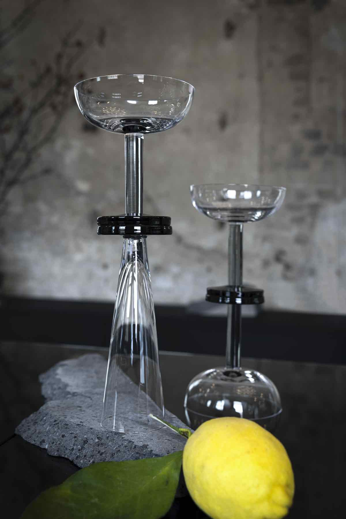 PUCK barware collection by Tom Dixon - Courtesy of Tom Dixon.