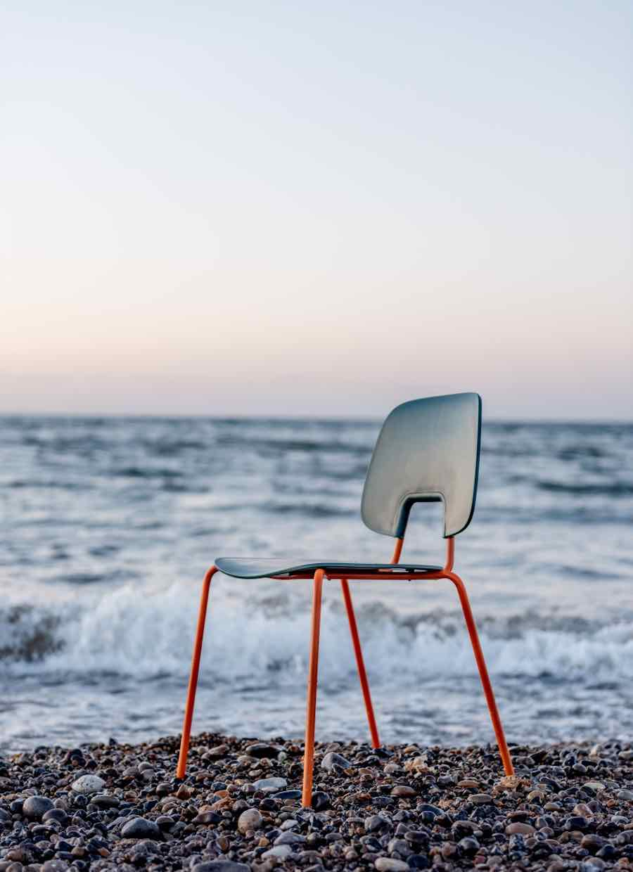 RUM chair by CF Moller x Wehler - Courtesy of 3 Days of Design 2020.